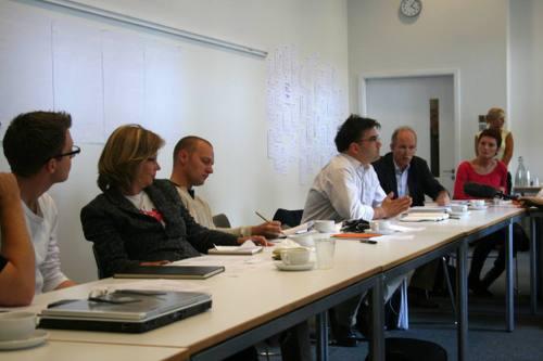Participants at the D4S workshop